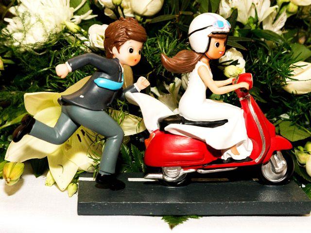 La boda de Ricardo y Marta en Alzira, Valencia 39
