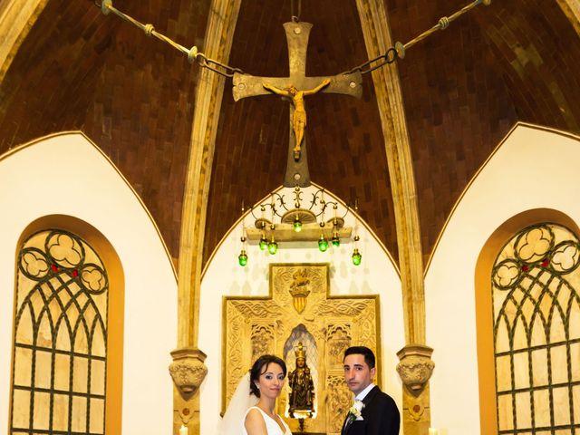 La boda de Ricardo y Marta en Alzira, Valencia 56