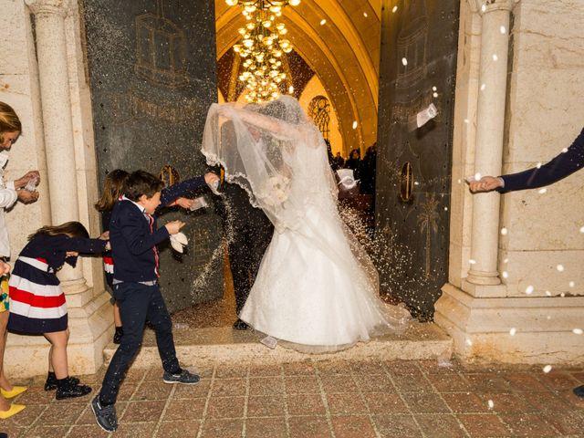 La boda de Ricardo y Marta en Alzira, Valencia 59