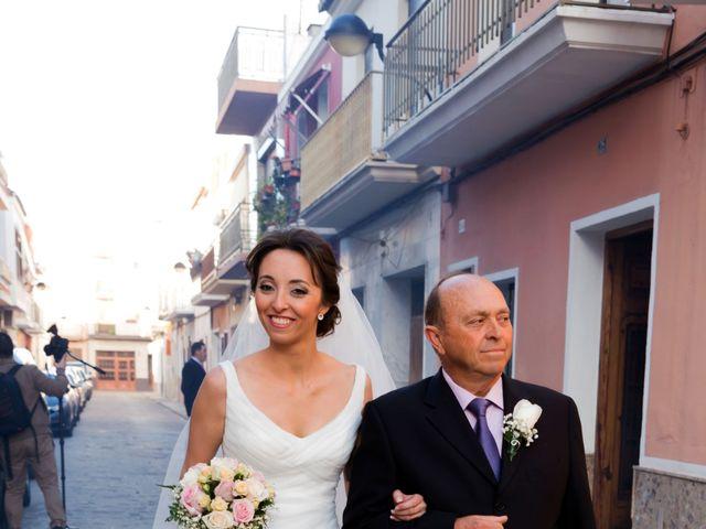 La boda de Ricardo y Marta en Alzira, Valencia 74