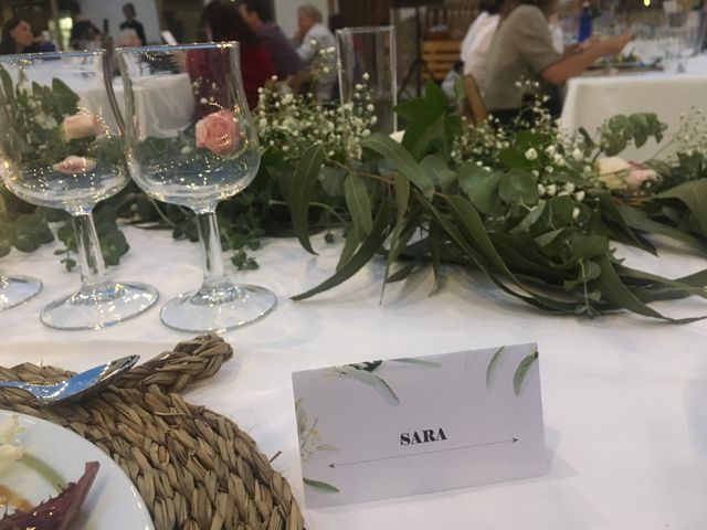 La boda de Lluís  y Sara en Olivella, Barcelona 1