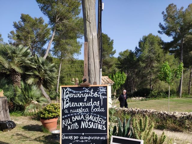 La boda de Lluís  y Sara en Olivella, Barcelona 12