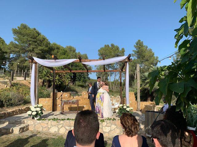 La boda de Lluís  y Sara en Olivella, Barcelona 13