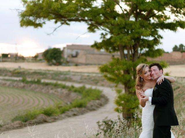 La boda de Sònia y Lluís