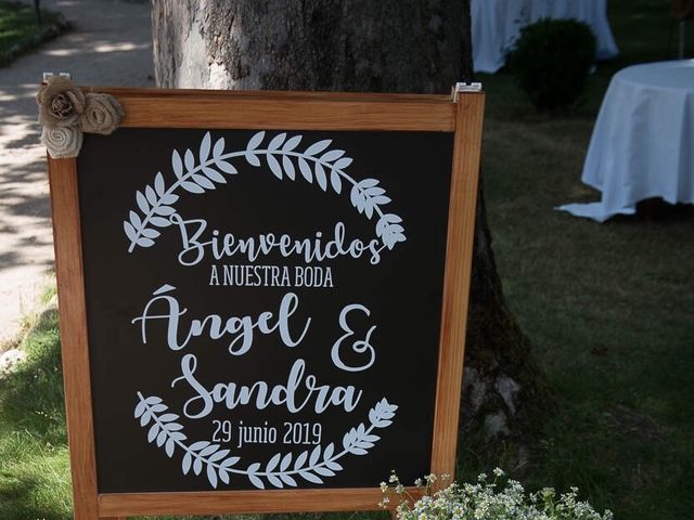 La boda de Ángel  y Sandra  en Jarandilla, Cáceres 4