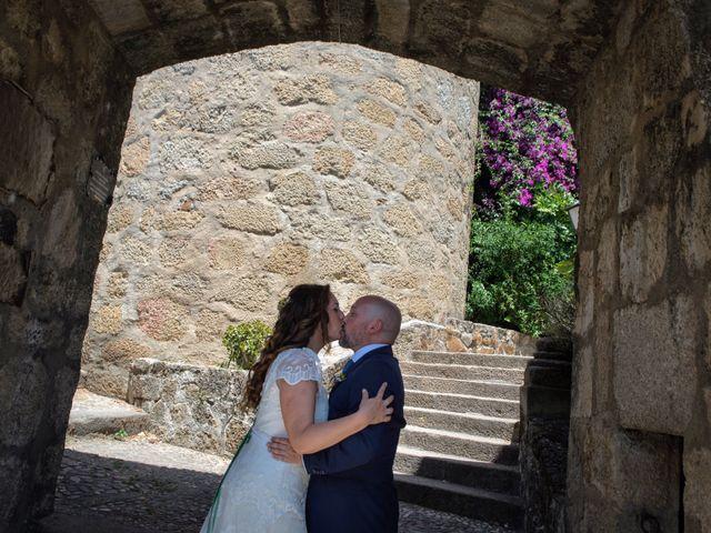 La boda de Ángel  y Sandra  en Jarandilla, Cáceres 6
