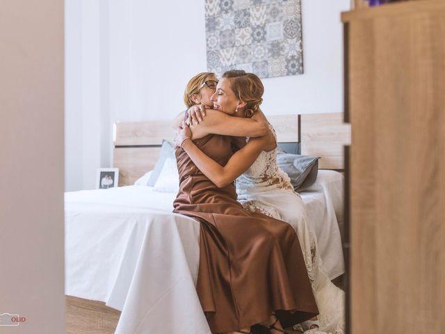 La boda de Nacho y Andrea en Loja, Granada 11