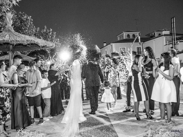La boda de Nacho y Andrea en Loja, Granada 14