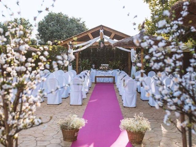 La boda de Nacho y Andrea en Loja, Granada 15