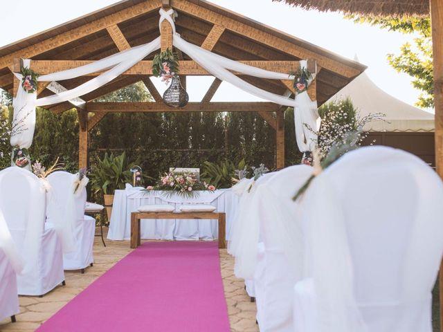 La boda de Nacho y Andrea en Loja, Granada 16