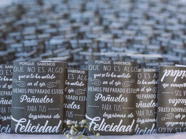 La boda de Nacho y Andrea en Loja, Granada 20