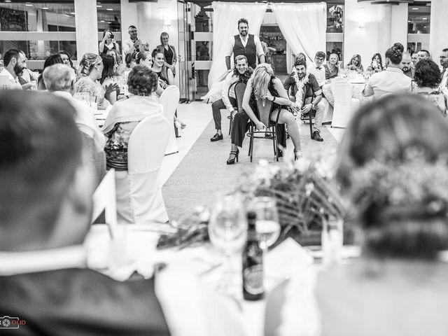 La boda de Nacho y Andrea en Loja, Granada 24