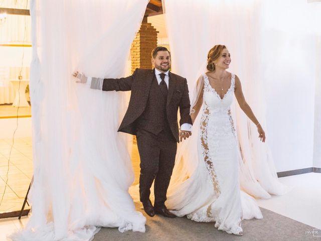 La boda de Nacho y Andrea en Loja, Granada 25