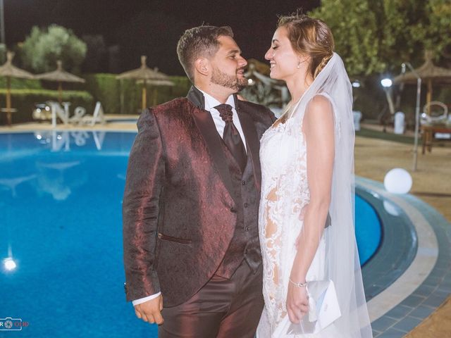 La boda de Nacho y Andrea en Loja, Granada 26