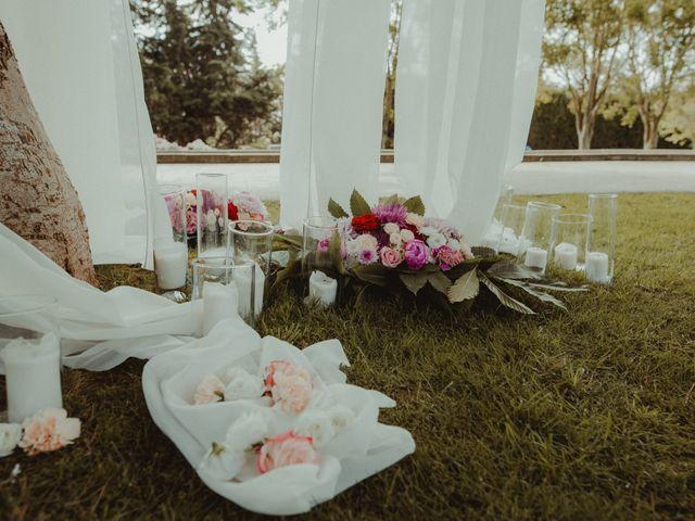 La boda de Agustín y Sandra en Arucas, Las Palmas 1