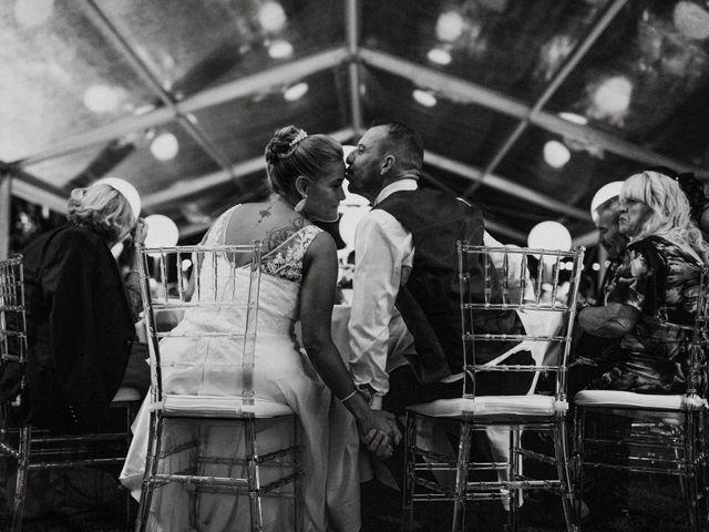 La boda de Sandra y Agustín