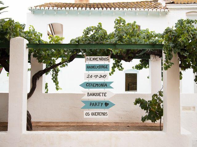La boda de Jorge y Raquel en Sagunt/sagunto, Valencia 7