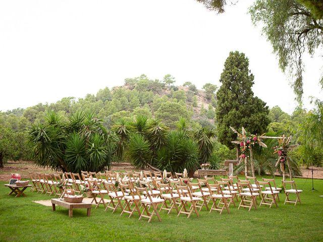La boda de Jorge y Raquel en Sagunt/sagunto, Valencia 8