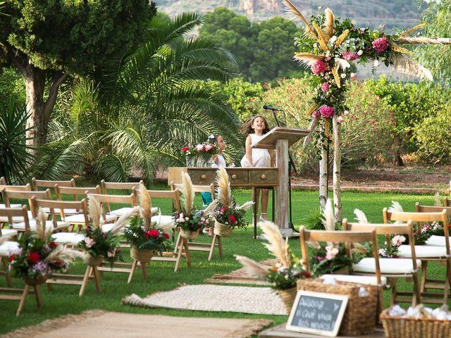 La boda de Jorge y Raquel en Sagunt/sagunto, Valencia 11