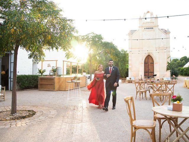 La boda de Jorge y Raquel en Sagunt/sagunto, Valencia 15