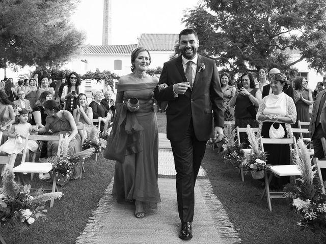 La boda de Jorge y Raquel en Sagunt/sagunto, Valencia 16