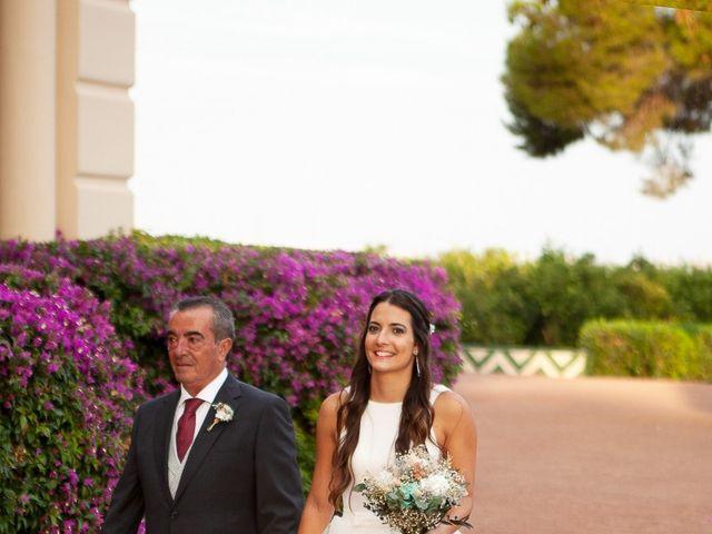 La boda de Jorge y Raquel en Sagunt/sagunto, Valencia 17