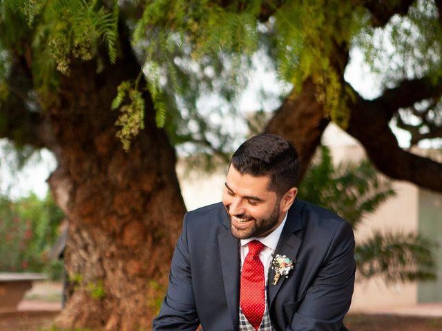La boda de Jorge y Raquel en Sagunt/sagunto, Valencia 20
