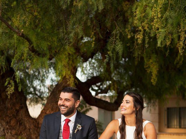 La boda de Jorge y Raquel en Sagunt/sagunto, Valencia 1