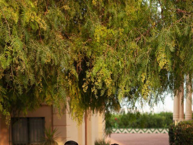 La boda de Jorge y Raquel en Sagunt/sagunto, Valencia 21