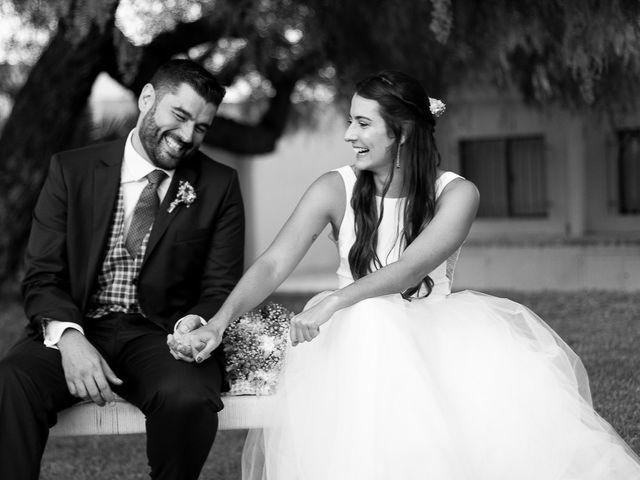 La boda de Jorge y Raquel en Sagunt/sagunto, Valencia 27