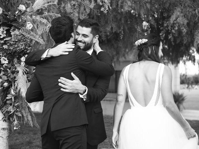 La boda de Jorge y Raquel en Sagunt/sagunto, Valencia 28