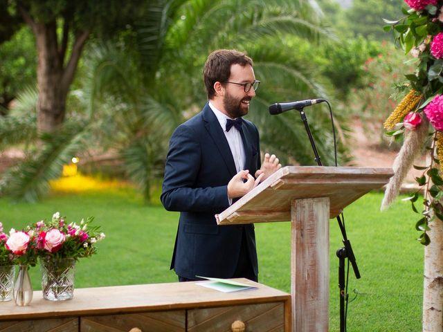 La boda de Jorge y Raquel en Sagunt/sagunto, Valencia 29