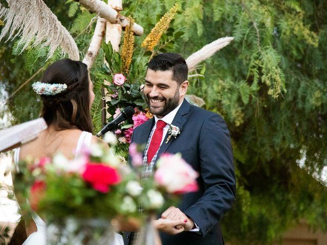 La boda de Jorge y Raquel en Sagunt/sagunto, Valencia 31