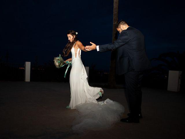 La boda de Jorge y Raquel en Sagunt/sagunto, Valencia 35