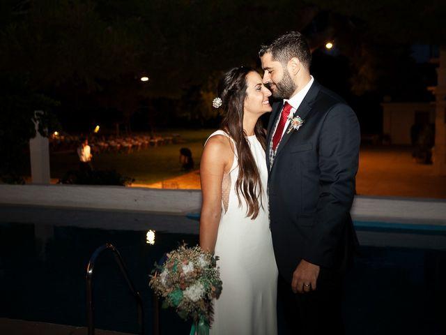 La boda de Jorge y Raquel en Sagunt/sagunto, Valencia 36