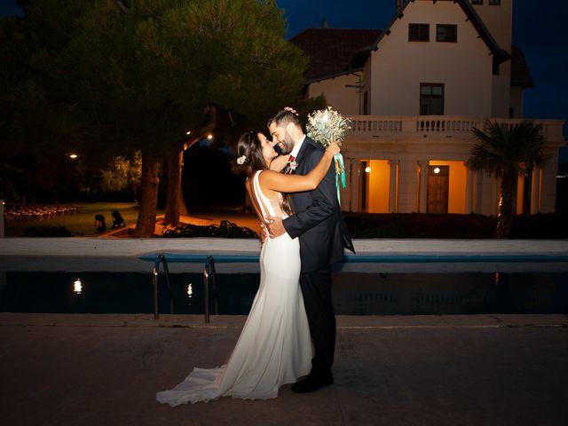 La boda de Jorge y Raquel en Sagunt/sagunto, Valencia 2