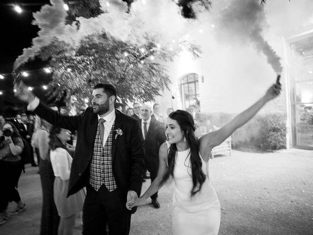 La boda de Jorge y Raquel en Sagunt/sagunto, Valencia 39