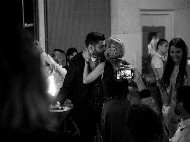 La boda de Jorge y Raquel en Sagunt/sagunto, Valencia 42
