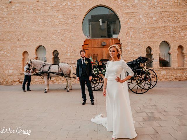 La boda de Davide y Milena en Villena, Alicante 16