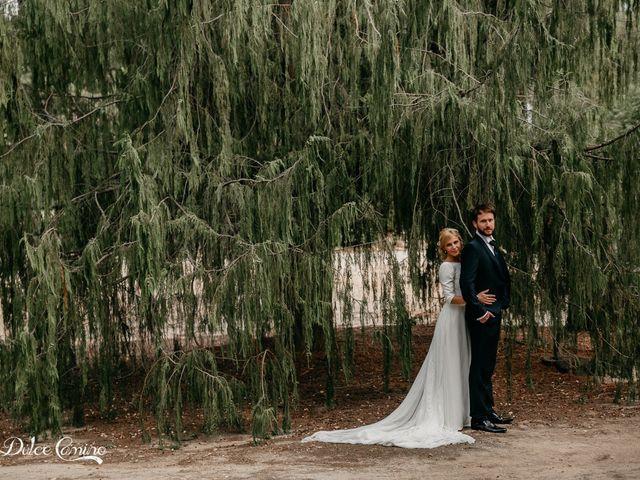 La boda de Davide y Milena en Villena, Alicante 35