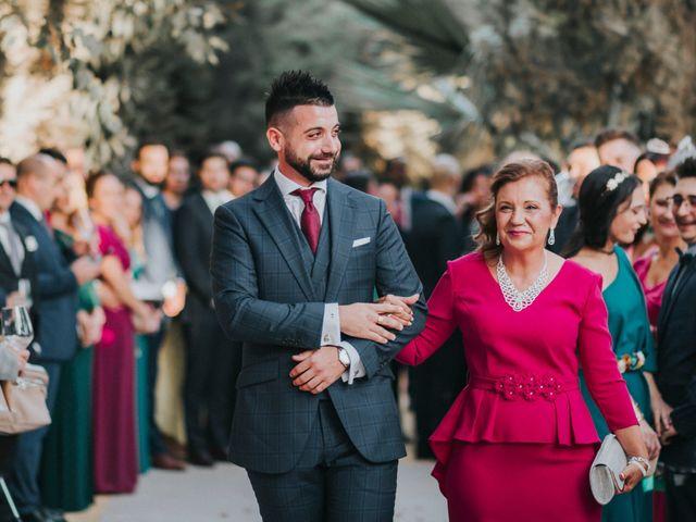 La boda de Israel y Elena en Espartinas, Sevilla 3
