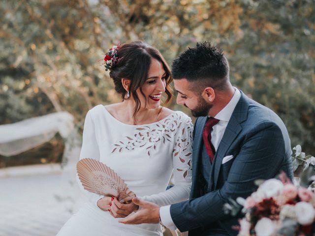 La boda de Israel y Elena en Espartinas, Sevilla 6