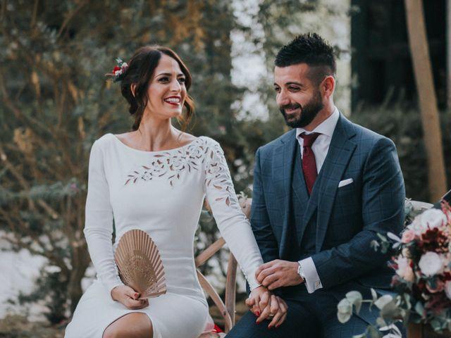 La boda de Israel y Elena en Espartinas, Sevilla 7