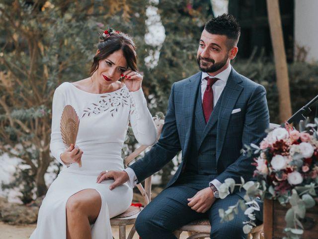 La boda de Israel y Elena en Espartinas, Sevilla 9