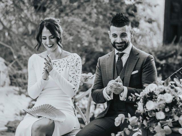 La boda de Israel y Elena en Espartinas, Sevilla 10