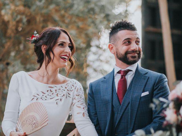 La boda de Israel y Elena en Espartinas, Sevilla 11