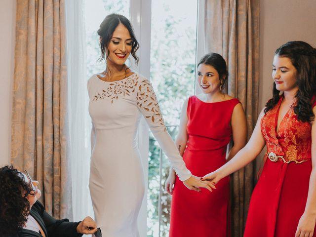 La boda de Israel y Elena en Espartinas, Sevilla 19