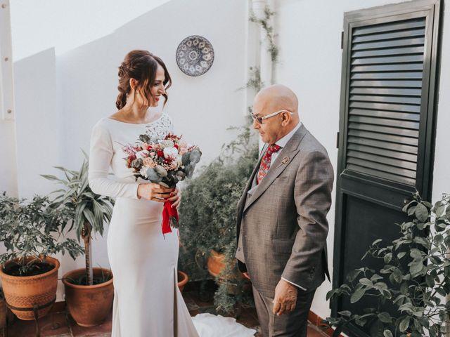 La boda de Israel y Elena en Espartinas, Sevilla 27