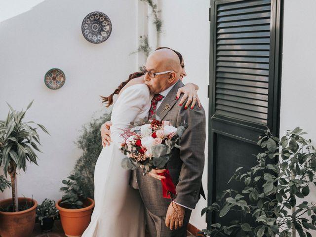 La boda de Israel y Elena en Espartinas, Sevilla 28