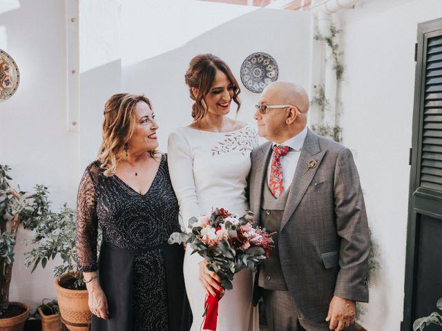 La boda de Israel y Elena en Espartinas, Sevilla 29